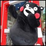 くまモンの巨大水田アートが登場!いつまで見られるの?