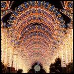 2014年神戸ルミナリエの開催期間や点灯時間は?