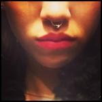 水原希子の鼻ピアス(Instagram)画像がまるで牛だと話題に・・・
